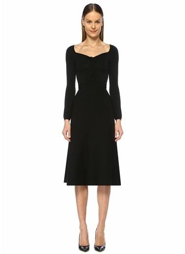 Brock Collection Elbise Siyah
